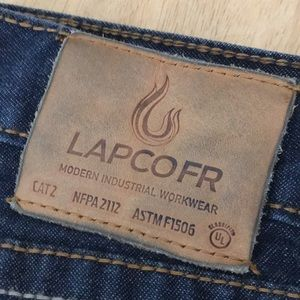 Lapco FR flame resistant jeans 🔥!